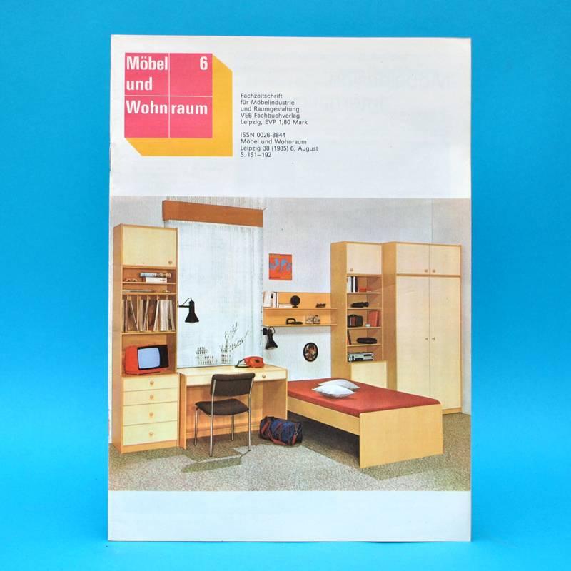 ddr m bel und wohnraum 6 1985 jugendzimmer 721 schlafzimmer schwerin 2000 anett ebay. Black Bedroom Furniture Sets. Home Design Ideas